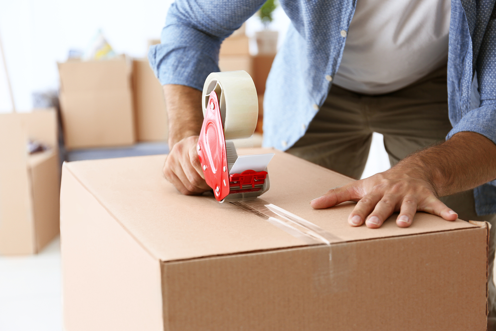 About Easy St Moving Services